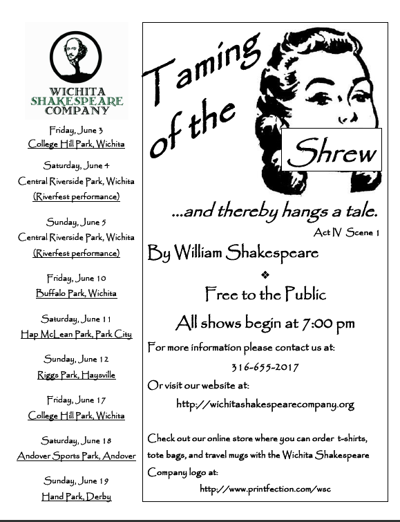 Taming_of_the_Shrew Poster New