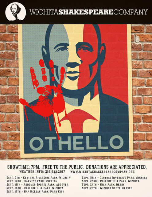 Othello poster final